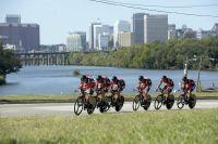 Les BMC Racing Team conservent leur titre dans le contre-la-montre par équipes