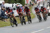 Le BMC Racing Team affiche une parfaite cohésion entre Vannes et Plumelec