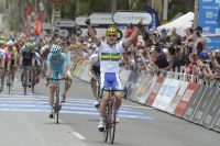 Jack Bobridge grand vainqueur de la 1ère étape du Tour Down Under