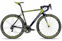 Le Canyon Ultimate CF SLX Team Movistar