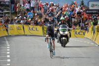 Chris Froome renoue avec la victoire au Dauphiné