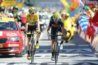Chris Froome s'est fait peur, mais devrait bien être le vainqueur du Tour 2015