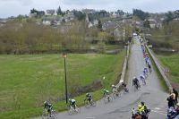 Les coureurs sur Cholet-Pays de Loire