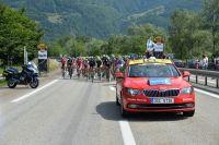 Le Critérium du Dauphiné est ouvert