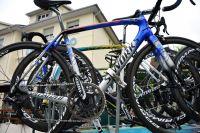 Le vélo de Vincenzo Nibali