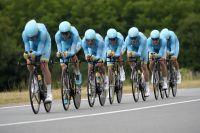 Astana fait tout péter