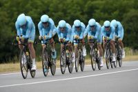 La formation Astana