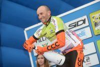 Davide Rebellin prend les commandes de la Semaine Internationale Coppi-Bartali