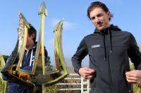 Fabian Cancellara zyeute le trophée de Tirreno-Adriatico