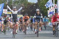 Fabio Felline surprend les sprinteurs à Fourmies