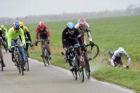 Les bourrasques malmènent le peloton à Gand-Wevelgem