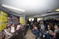La presse écoute Alberto Contador
