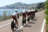 Domenico Pozzovivo ferme la marche d'Ag2r La Mondiale