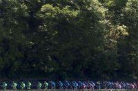 Le peloton du Giro