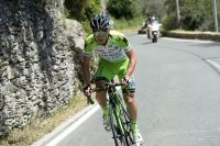 Edoardo Zardini à l'attaque