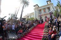 Le Casino Municipal de San Remo reçoit la cérémonie d'ouverture du Giro