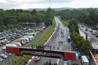 Le circuit automobile d'Imola reçoit le Tour d'Italie
