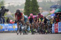 Philippe Gilbert s'arrache à la pente, Alberto Contador se démarque