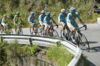 Coup de force d'Astana, Alberto Contador est quasiment isolé