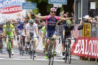 Diego Ulissi fait un retour victorieux sur le Giro