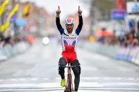 Luca Paolini remporte une édition mémorable de Gand-Wevelgem