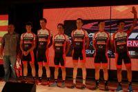 L'équipe Jamis-Hagen Berman