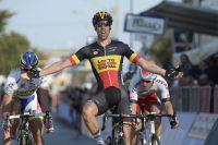 Première victoire WorldTour pour Jens Debusschere