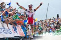 Joaquim Rodriguez s'impose, mais rate le maillot rouge pour une seconde