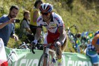 L'accélération de Joaquim Rodriguez met en difficulté Fabio Aru