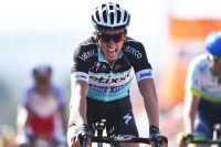 Julian Alaphilippe termine 2ème de la Flèche Wallonne