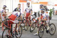 Le Team Katusha réuni en Australie