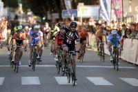Luka Mezgec sort victorieux de la 2ème étape du Tour du Haut Var