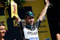 26ème victoire d'étape sur le Tour pour Mark Cavendish