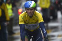 Michael Albasini a le visage marqué après une journée passée sous la pluie