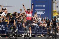 Mark Cavendish fait coup double à Dubaï
