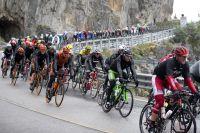 Le peloton de Milan-San Remo