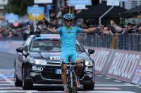 Deuxième victoire d'étape consécutive pour Mikel Landa