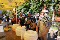 Les cyclistes belges au Ventoux