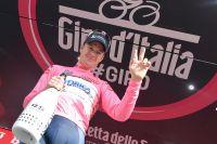 Le maillot rose pour Simon Clarke