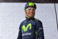 Nairo Quintana découvre l'ambiance des Flandriennes sur A Travers la Flandre