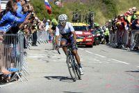 Nairo Quintana a tout tenté, mais il n'est pas parvenu à faire basculer le Tour
