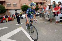 Nairo Quintana vit une Vuelta compliquée