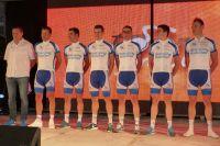 Le Team Novo Nordisk pour le Tour de San Luis