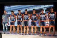 L'équipe Nippo-Vini Fantini