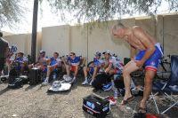 Préparation à l'ancienne pour les coureurs de la FDJ