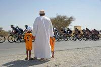 Sur la route du Tour d'Oman