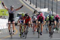Fabian Cancellara règle le peloton des favoris à Oman