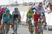 Alexander Kristoff écrase ses adversaires à Oman
