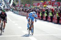 Julien Loubet vainqueur de Paris-Camembert