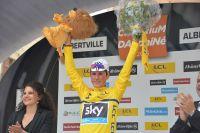 Peter Kennaugh endosse le premier maillot jaune du Dauphiné 2015